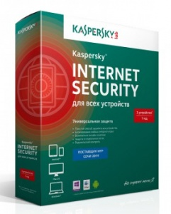 ПО Kaspersky Internet Security Multi-Device Russian Ed 3 devices 1 year Base Box (KL1941RBCFS)