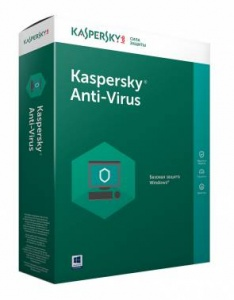 ПО Kaspersky Anti-Virus Russian Edition 2-Desktop 1 year Base Box (KL1171RBBFS)