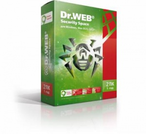 ПО DR.Web Security Space 2-Desktop 1 year Base Box (BHW-B-12M-2-A3)